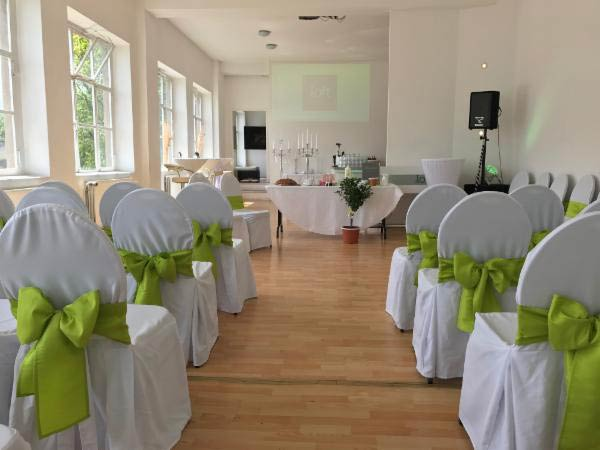 Das Loft Die Event Location In Berlin Spandau