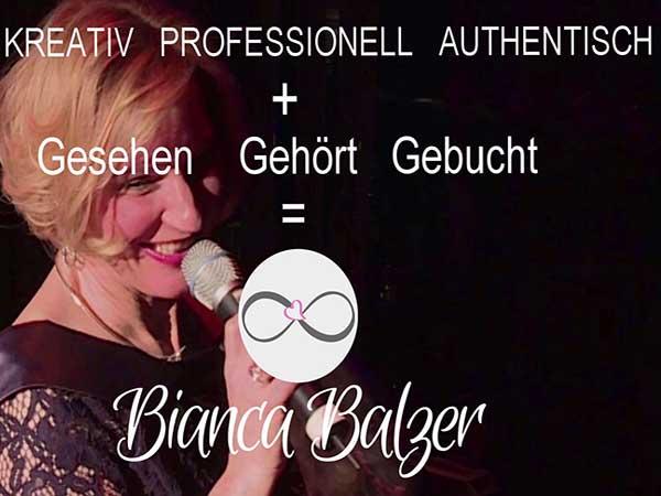 Sopranistin Bianca Balzer