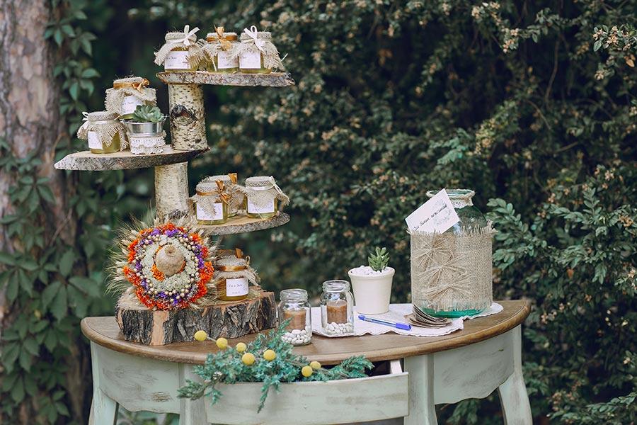 Hochzeitsdekoration Berlin
