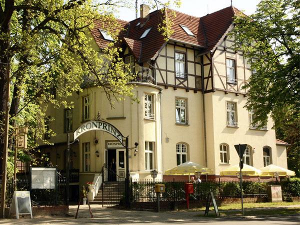 Hochzeitslocation Hotel Kronprinz