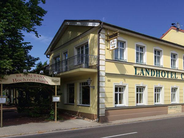Heiraten im Landhotel Classic Hochzeitsmesse Romantica