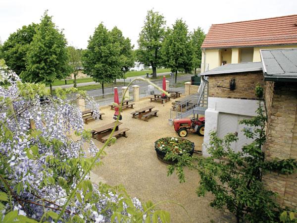 Lendelhaus Werder Saftfabrik