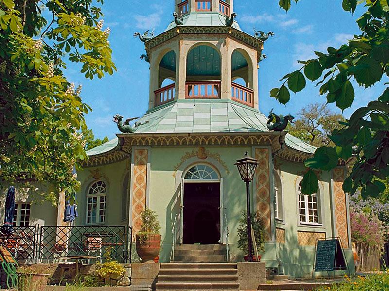 heiraten Drachenhaus Potsdam