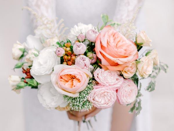 Hochzeitsstrauß Floristik zur Hochzeit