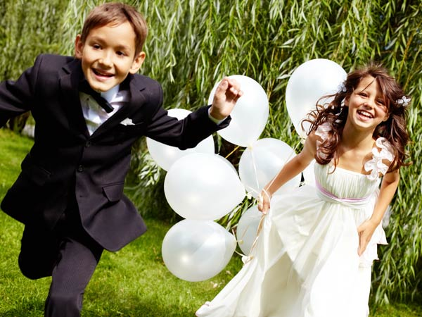 Kinderanimation zur Hochzeit