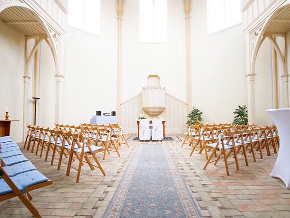 Heiraten in der Angerkirche Potsdam
