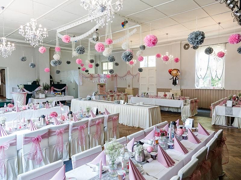 Event - Gasthof zum Heiratsmarkt Hochzeit in Brandenburg