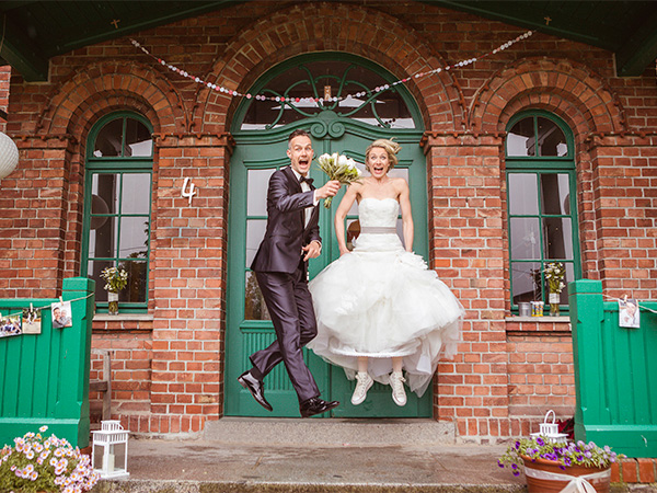 Hochzeitsfotografie Berlin