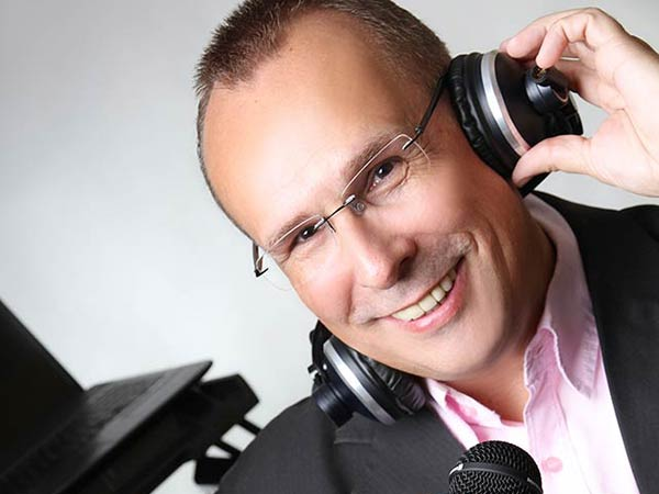 Hochzeits-DJ Mister Fox Berlin