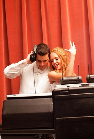 Ihr Hochzeits-DJ in Berlin, Potsdam und Brandenburg