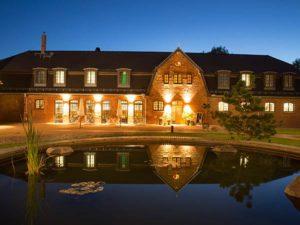 Hochzeit in Bad Belzig in Brandenburg im Paulinen Hof