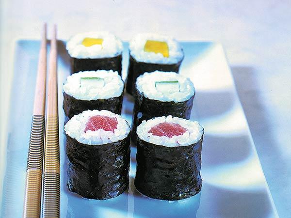 Sushi Hochzeit Berlin