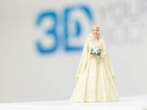 Mit einem 3D your Body Druck behalten Sie besondere Posen in Erinnerung