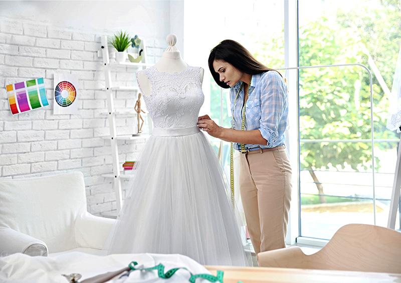 Brautkleid nach Maß Brandenburg