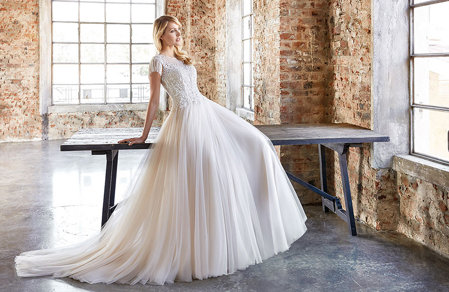 Princess Brautkleid Sky