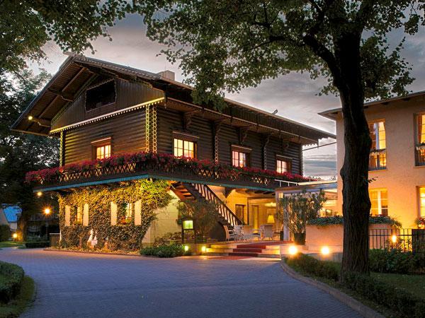 Hochzeit Hotel Bayrisches Haus