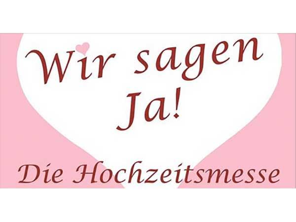 20.10.2019 Wir sagen JA! Die Hochzeitsmesse im Hogarts im Hoppegarten