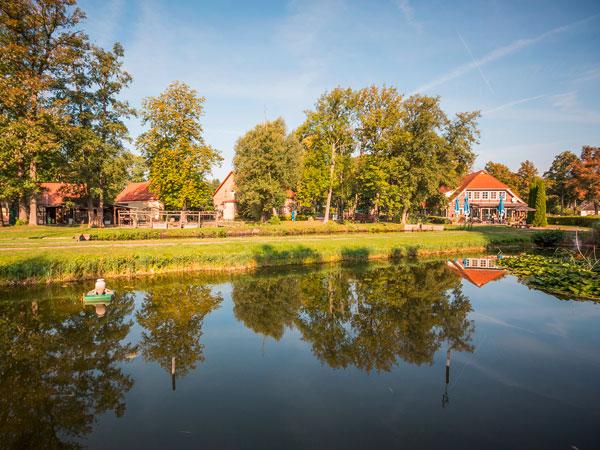 Heiraten und feiern in der Fischerei Köllnitz