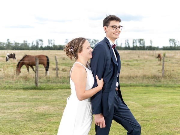 heiraten auf der MQ Ranch