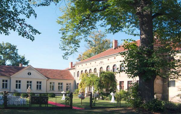 Hochzeitsschloss-Rosenau