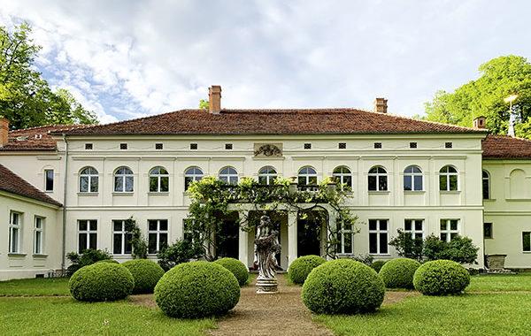 Heiraten im Schloss Rogäsen