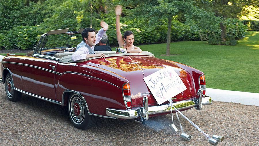Hochzeitslimousine Potsdam