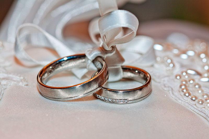 Hochzeitsringe aussuchen
