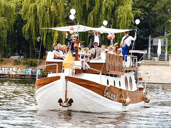 Partyboot Berlin