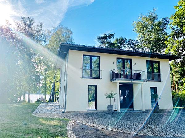 Eventlocation Villa am See bei Berlin