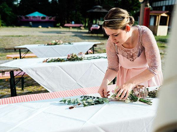 Märchenhochzeit · Hochzeitsplanung