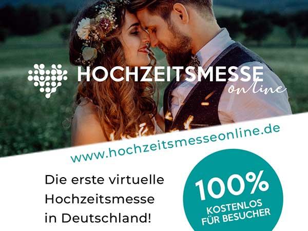Hochzeitsmesse online Berlin